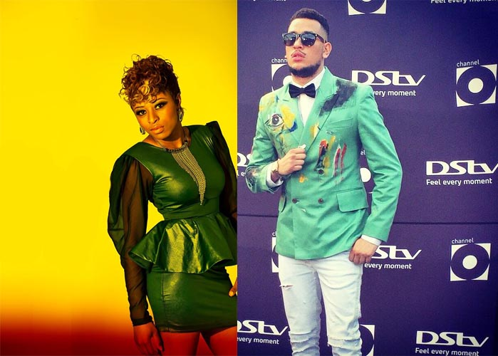 Is aka dating dj zinhle images