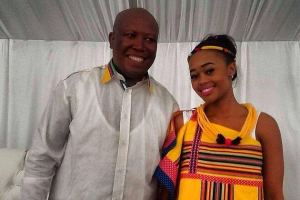 Ayanda and sithembiso wedding