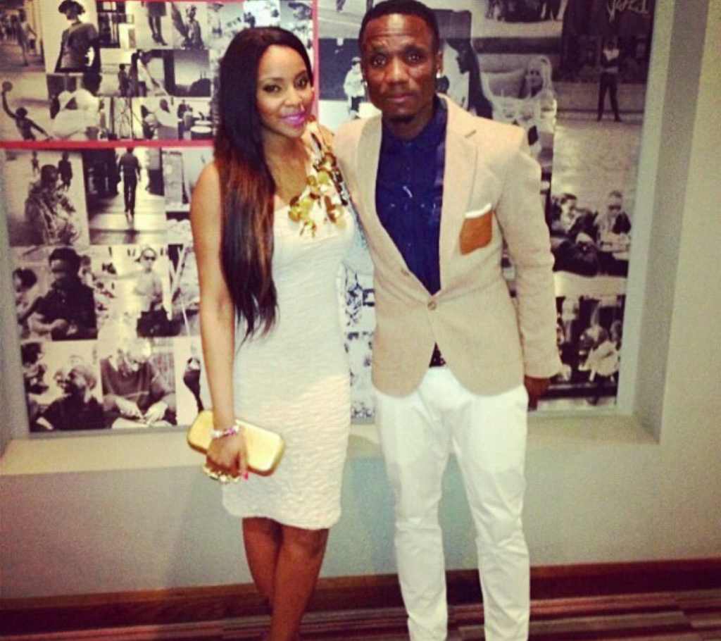 Lizelle tabane and teko modise