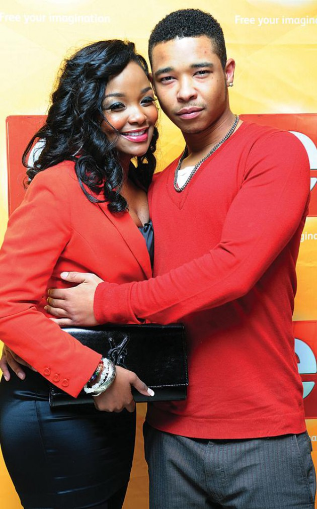Nonhle Thema and Arthur Bolton