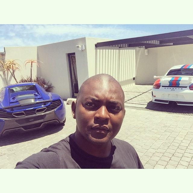 Did Euphonik Just Accuse Bonang Of Being A Home Wrecker And Taking Drugs?
