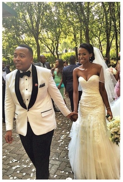 Bobo mokgoro and lungile radu wedding invitations