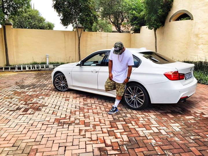 Pics Cassper Nyovest On The Most Important Woman In His