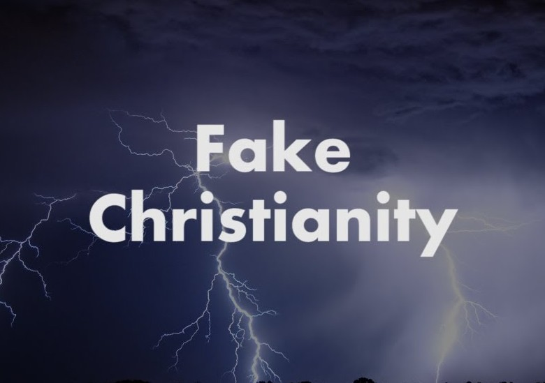 fake christianity