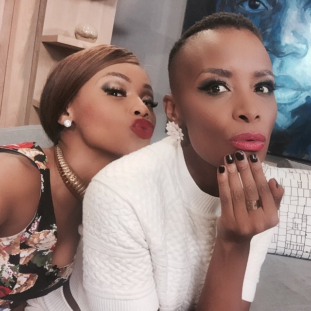'It's Not That Deep,' Bonni Mbuli Denies Throwing Shade Bonang's Vinetard Saga