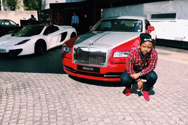 cassper nyovest so cool