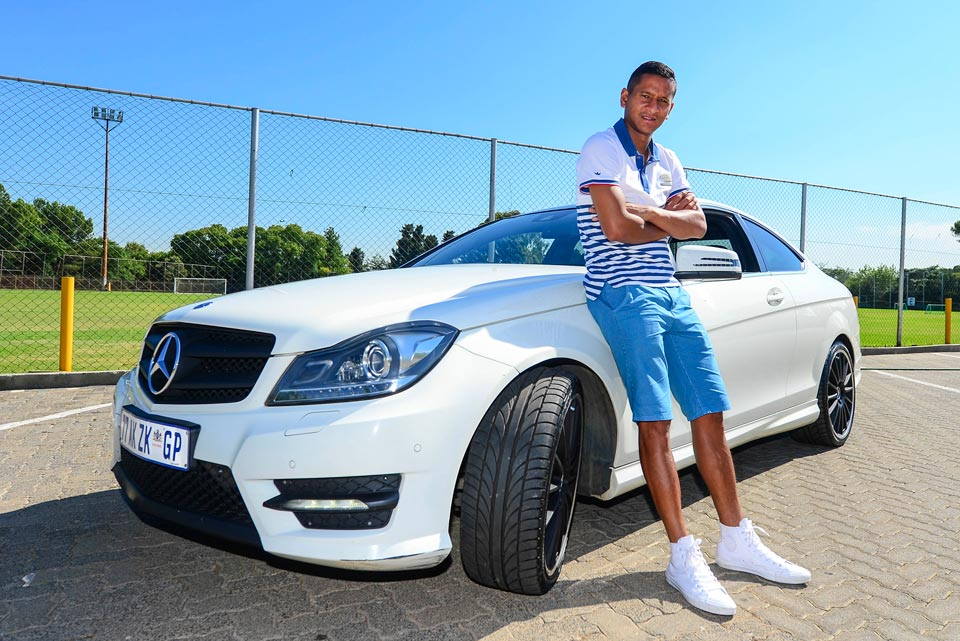 Part 2 Top 10 South African Soccer Stars And Their Cars