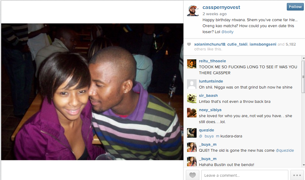 Casper and boity dating 6