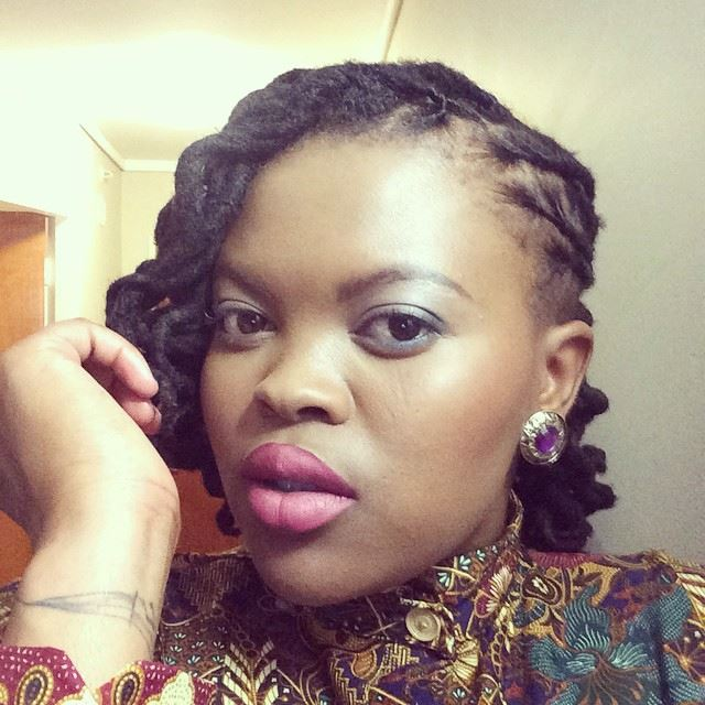 The Soil S Buhlebendalo Shows Off Her New Tattoo Okmzansi