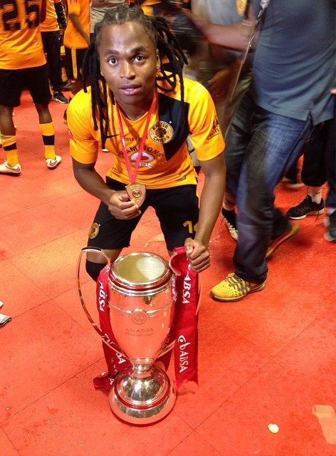 Photo of Siphiwe Tshabalala Takes A Minute To Reflect On 'A Season Of Records' And Shows Some Love For His Teammates!
