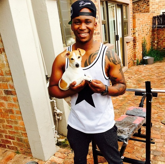 They are just friends - NaakMusiQ s team deny he s dating Minnie Dlamini