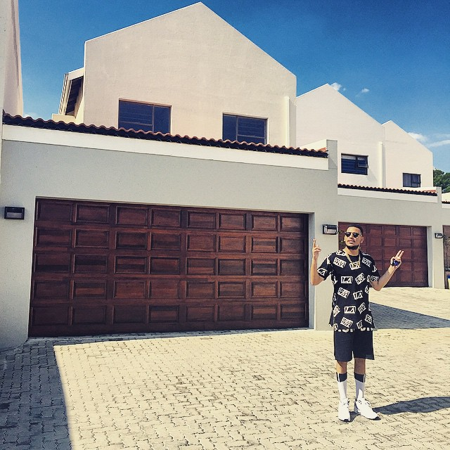 Top 10 South African Celebrity Homes! – OkMzansi