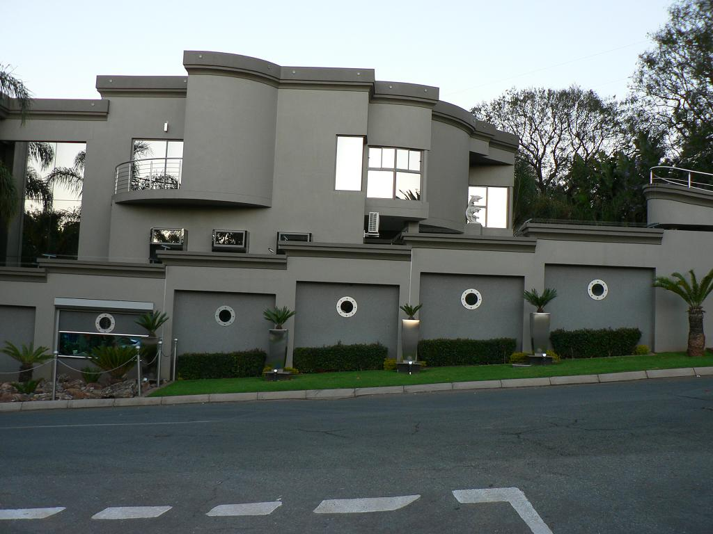 julius malema home