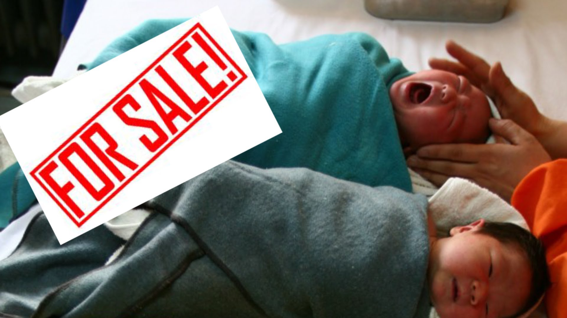 Photo of CRAZY: 20-Year-Old Woman Arrested For Selling Baby On Gumtree!