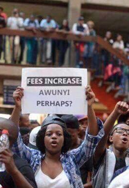 Photo of Part 2: Top 10 Craziest #FeesMustFall Placards!