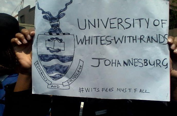whites with rands
