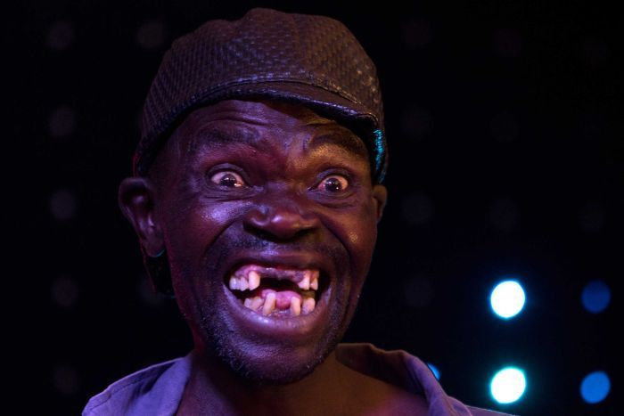 Photo of WATCH: Ugly Zimbabwean Man Angry For Not Walking Away With 'Ugliest Man' Title!