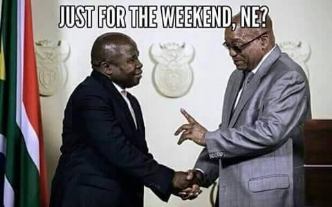 Photo of Top 10 Funniest Memes Of 'Minister Weekend Special' Van Rooyen