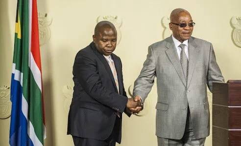 Photo of Part 2: Top 10 Funniest Memes Of 'Minister Weekend Special' Van Rooyen
