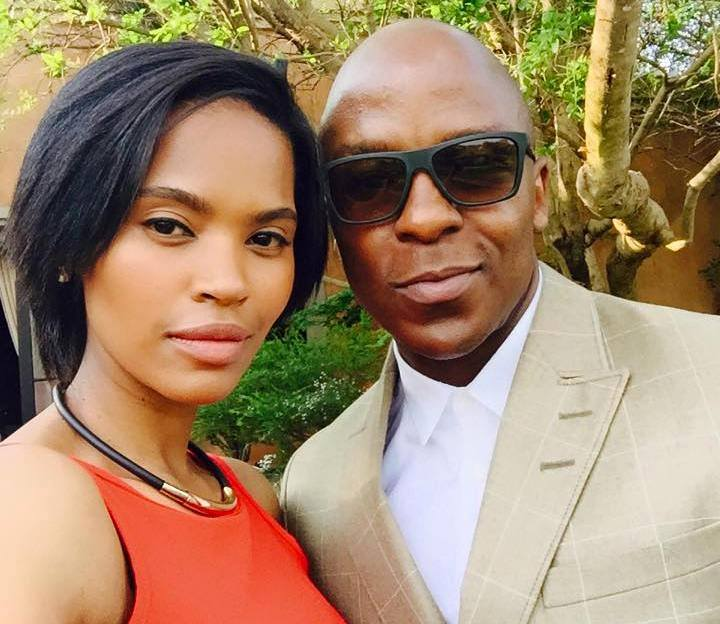 Gail Mabalane Sends Kabelo The Sweetest 5th Year Wedding Anniversary Message