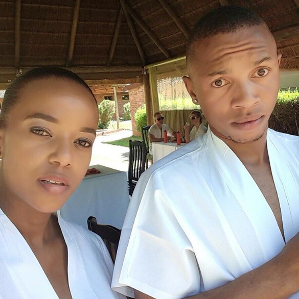SA Male Celebs Who Are Into Older Women