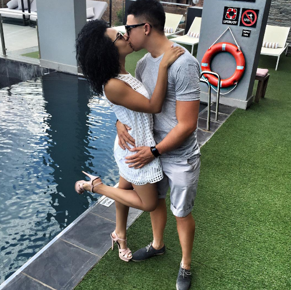 Photo of Amanda Du Pont Sends A Cute Birthday Gift To Her Bae!
