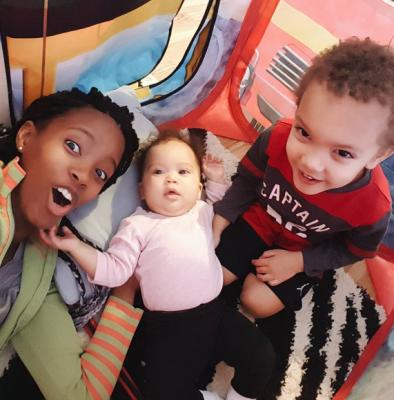 precious and kids