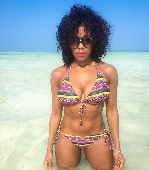Photo of WATCH: Thembi Seete Is Down With That Hip Hop!