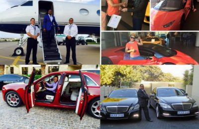 5 Of Africa's Richest & Most Flamboyant Pastors And Their Luxurious Lifestyles