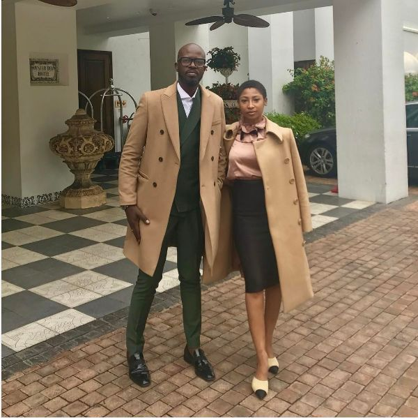 SA Cutest Married Celebrity Couples