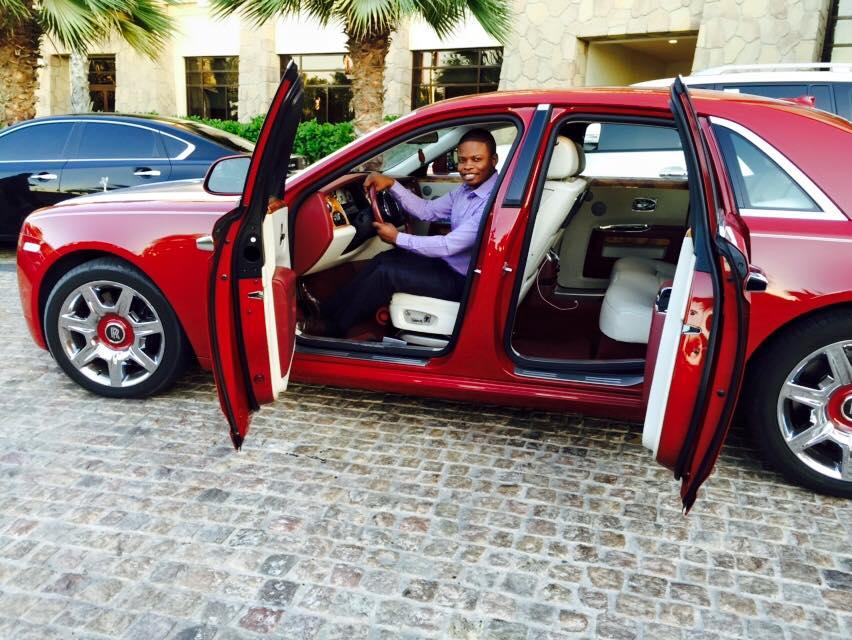 Shepard Bushiri Car
