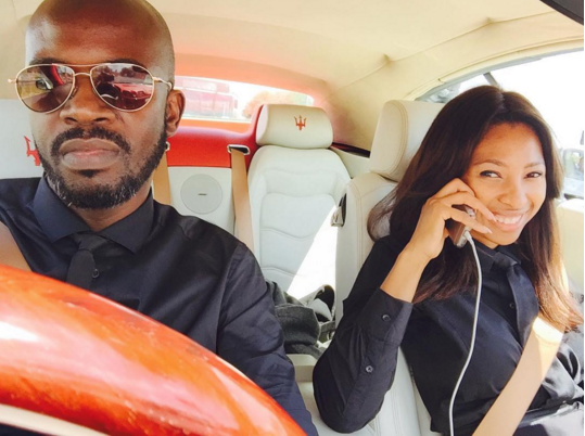 Black coffee and his cars okmzansi for Black coffee house music