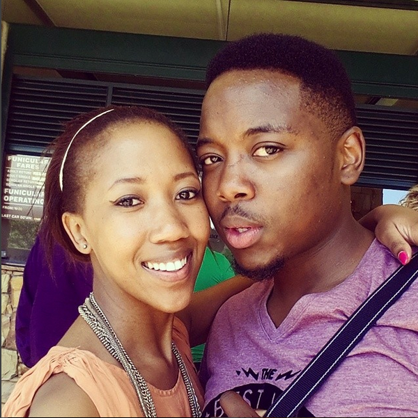 Photo of Uzalo's Sihle Ndaba Shows Her Man Some Love