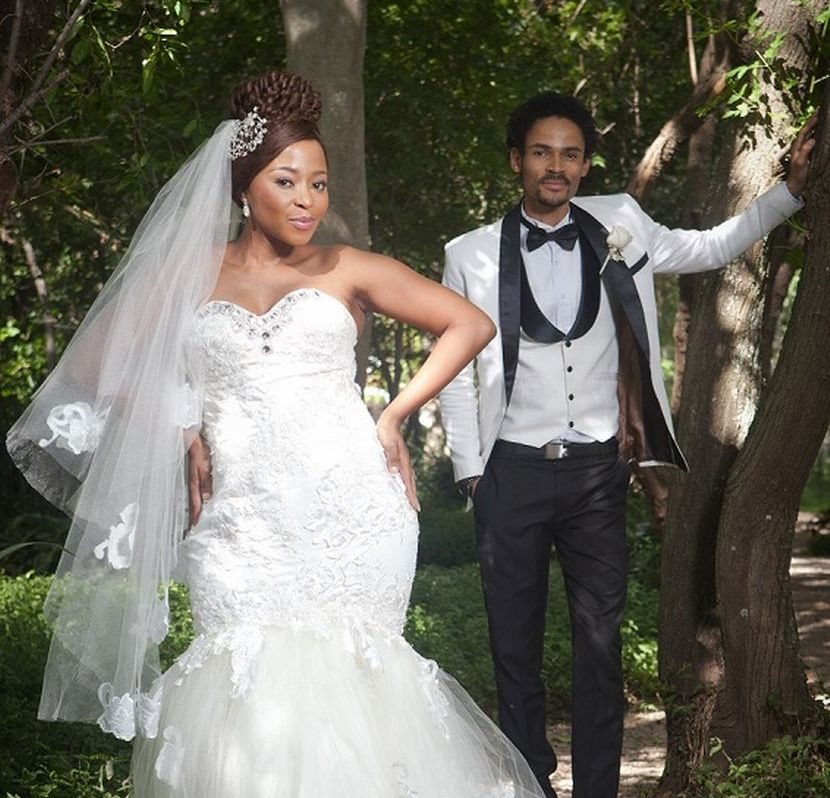 Skeem Saam's Leeto & Mokgadi Finally Get Their Perfect