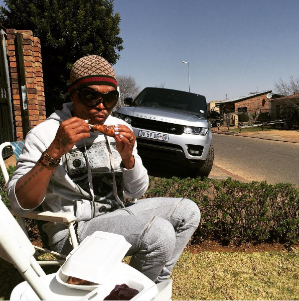 Range Rover Sport >> Somizi Mhlongo And His Cars - OkMzansi