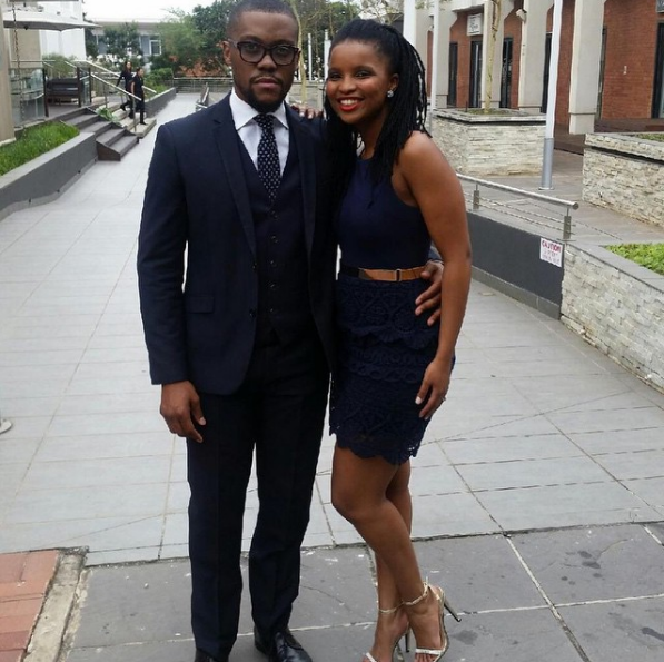 10 South African Celebrities who are (dating) married to ...