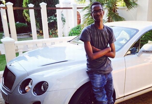 Black Coffee And His Cars Okmzansi