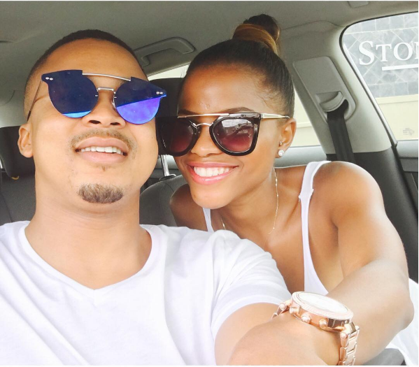 Matli Mohapeloa's Sweet Birthday Message To His Ex Khanya Mkangisa