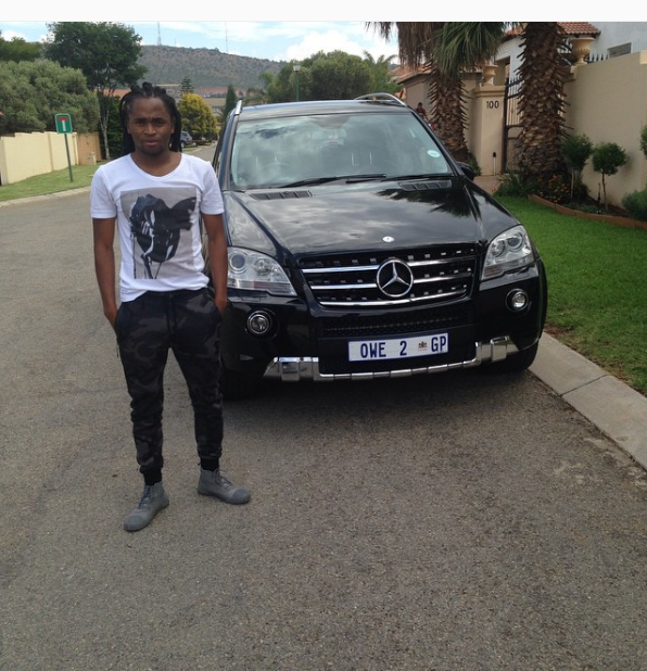 Top 10 South African Soccer Stars And Their Cars:Part3
