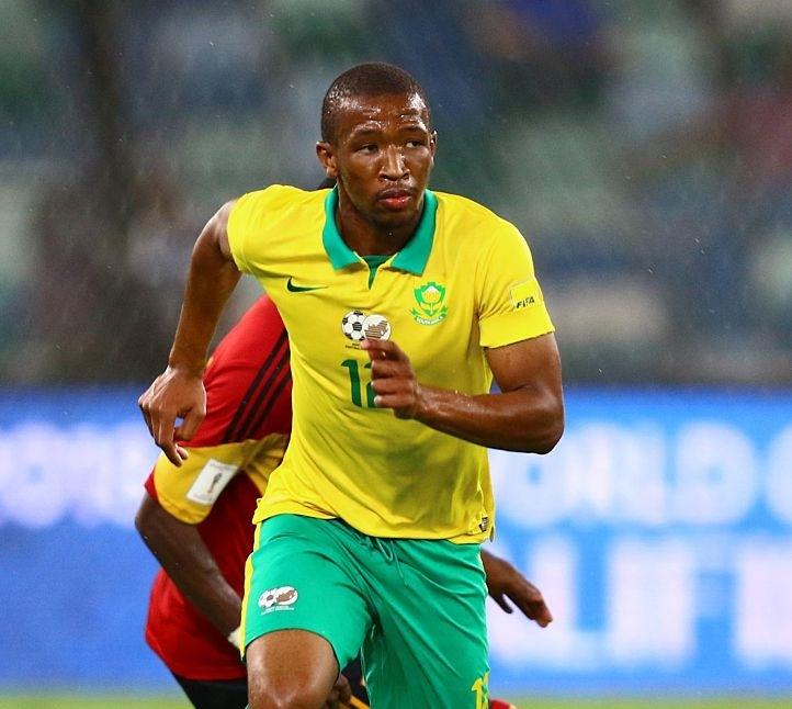 Photo of Kamohelo Mokotjo Quits Bafana Bafana