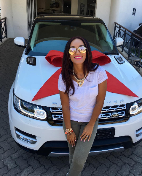 South African It Girls And Their Cars Okmzansi