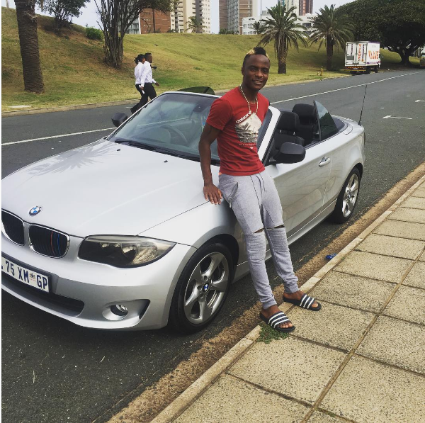 Top 10 South African Soccer Stars And Their Cars Part3