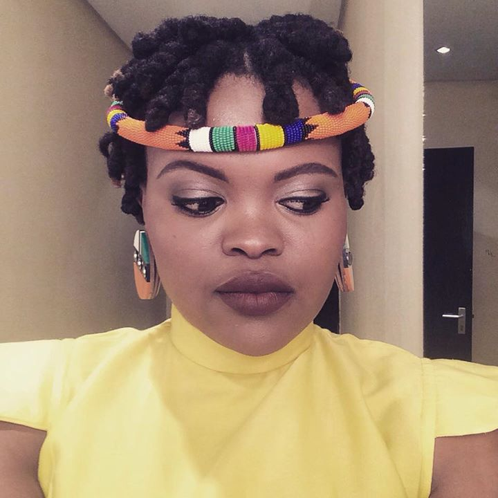 LOL! The Soil's Buhle's Hilarious Clap Back At Troll