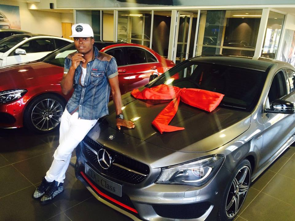 How Much Your Favorite Footballer S Car Costs Okmzansi