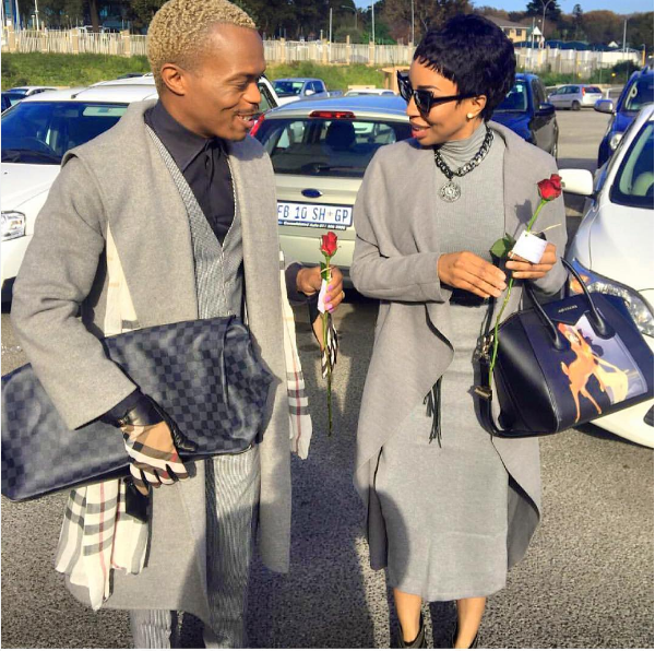 Khanyi Mbau Breaks Silence On Rumored Rocky Friendship With Somizi