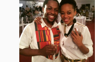 Dr Bae Mbuyi Ndlozi Sends His Bae The Sweetest B'day Shoutout