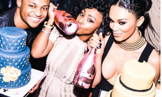 Pearl Thusi And Boity Display Friendship Goals In A Sweet Exchange On Twitter