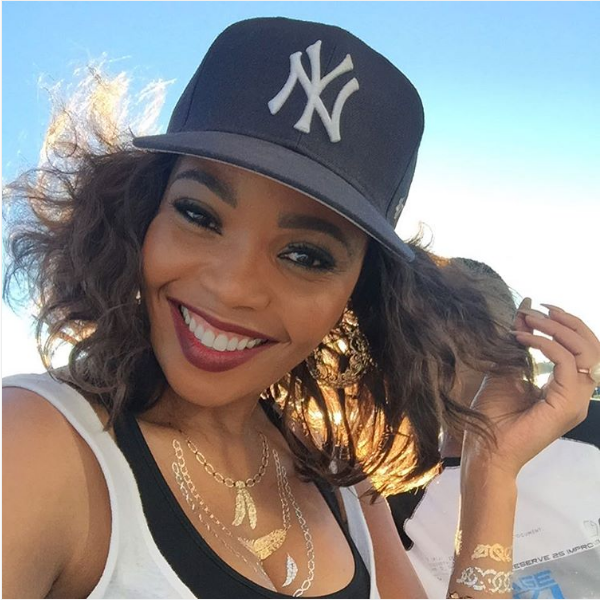 Terry Pheto Signs With Hollywood Talent Agency