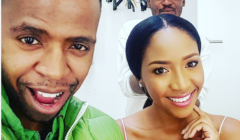 Blue Mbombo Bags Another Beauty Endorsement Deal