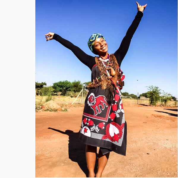 Boity Thulo Finally Confirms She Is Now A Sangoma